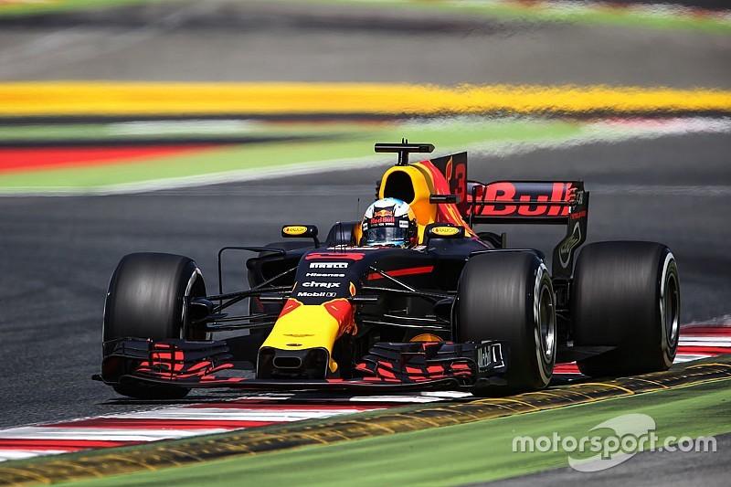 """Ricciardo: """"Mercedes y Ferrari están uno o dos niveles por encima"""""""