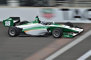 Indy Lights Gara Kyle Kaiser centra il primo successo stagionale e vola in classifica piloti