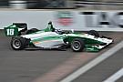 Indy Lights Indy GP Lights: Kaiser scores first win of the season