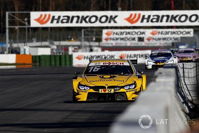 Timo Glock hofft auf Verbleib in der DTM: