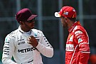 F1-Crash in Baku 2017: So reagieren Sebastian Vettel und Lewis Hamilton