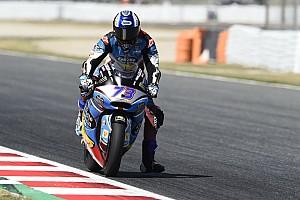 Moto2 Gara Marquez domina a Barcellona davanti a Pasini, Morbidelli solo sesto