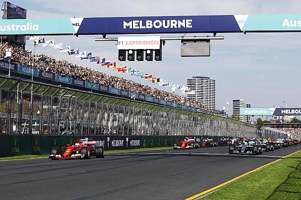 F1 Noticias de última hora Whiting explica por qué abortó la salida del GP de Australia
