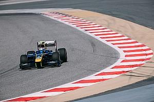 FIA F2 Репортаж з тестів Латіфі очолив другий день тестів Ф2 у Бахрейні