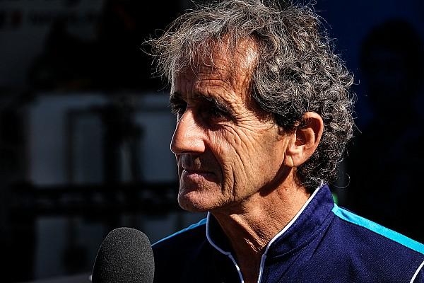 Alain Prost no cree que se repita la debacle de DAMS en Fórmula E