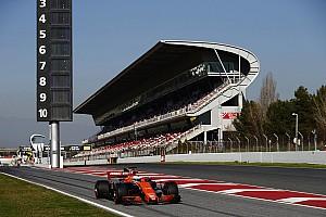 Формула 1 Новость Тесты Ф1 по ходу сезона-2018 пройдут в Барселоне и Будапеште