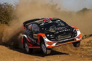 WRC Son dakika Ostberg özel Ford'unu 2018 için