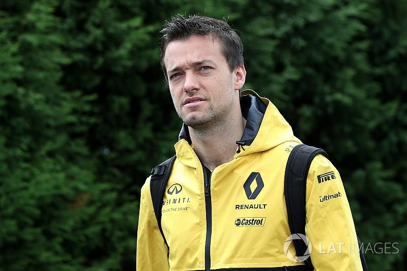 Palmer vuelve a la F1.... como comentarista en la radio