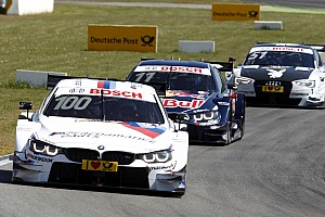DTM Breaking news Tomczyk calls time on DTM career to make GT switch