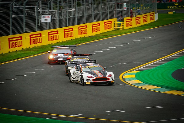 Albert Park Australian GT: Quinn wins bizarre shortened race