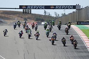CEV Race report CEV Moto2 Algarve: Odendaal dekati gelar juara, Dimas tembus lima besar
