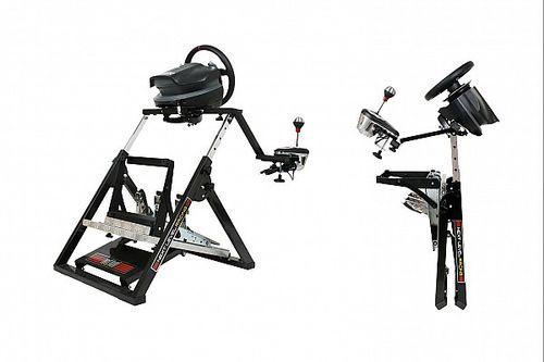 Next Level Racing Perkenalkan Wheel Stand Baru