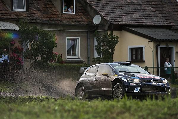 WRC Polen: Reifendrama bei Ott Tänak, Andreas Mikkelsen staubt ab