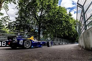 Формула E Отчет о квалификации Буэми завоевал поул в Лондоне и сравнялся с Ди Грасси по очкам