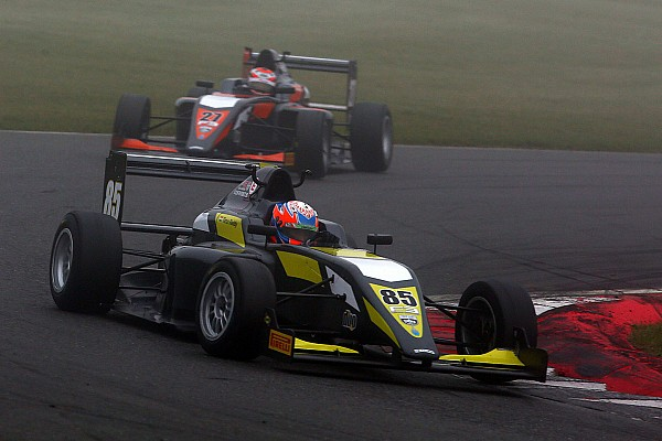 BF3 Reddy ends sixth in BF3 Autumn Trophy at Snetterton