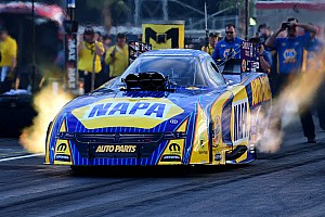 NHRA Interview Can Capps end his 19-year wait for a Funny Car title?