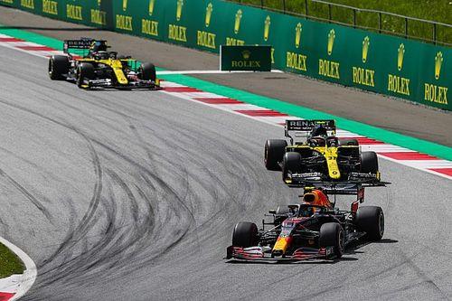 Ricciardo: Renault, mejor en el aire sucio que el año pasado