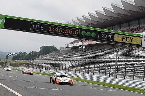 Super GT admits FCY introduction could be delayed further