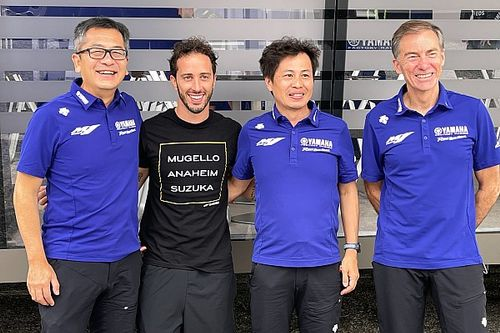 Officiel - Dovizioso rejoint SRT dès ce week-end et jusqu'à fin 2022