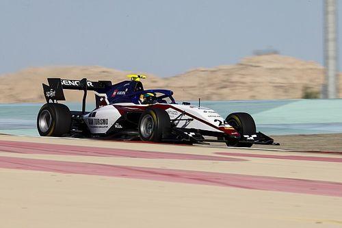 Fraga, Red Bull'un genç sürücü programına katıldı