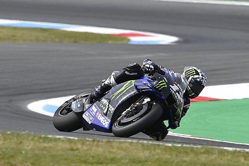 MotoGP, Assen, Libere 2: Vinales prima della pioggia, che volo Marc!