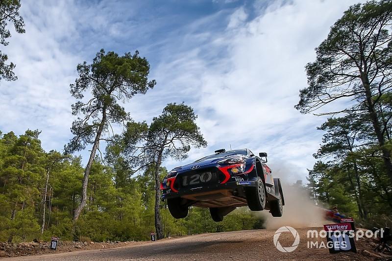 WRC Türkiye 6. etap: En hızlısı Neuville, Mikkelsen'le arayı kapattı