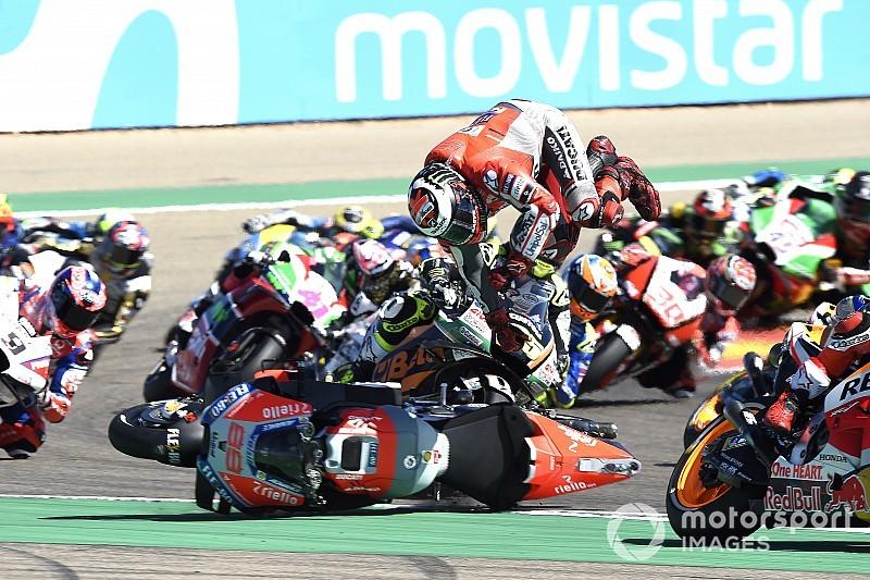 Lorenzo akan coba membalap di Thailand