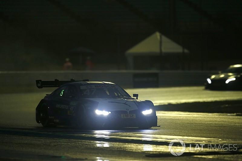 Eriksson se estrena en el DTM con una gran victoria; Zanardi termina quinto