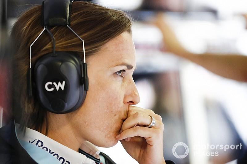 A Williams csapatfőnöke örül is meg nem is a női versenysorozatnak