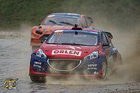87 zgłoszeń na finał Mistrzostw Polski Rallycross