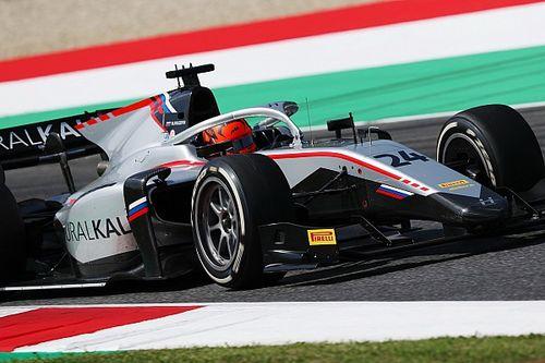 فورمولا 2: مازيبين يفوز بسباق موجيللو المثير وشوماخر يتقدم للصدارة