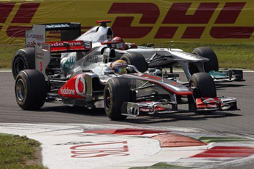 """Grosjean : Schumacher a eu des moments """"douteux"""", pas Hamilton"""