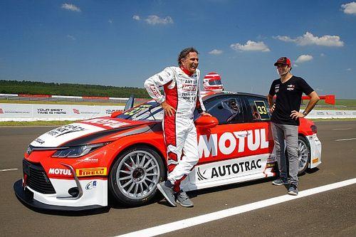 Stock Car: 'Piquets' invertem papéis em apresentação e patrocinador comemora parceria