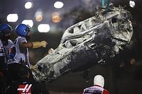 Grosjean convinced halo saved his life in Bahrain crash