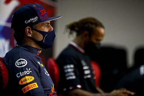 Verstappen revela por qué no pudo volver a atacar a Hamilton