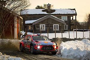 En direct : suivez le Rallye de Suède