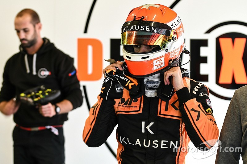 Patrick Schott 2019 im Formel Renault Eurocup im Team von Fernando Alonso