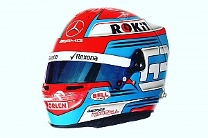 Galería: El casco para la F1 2019 de George Russell
