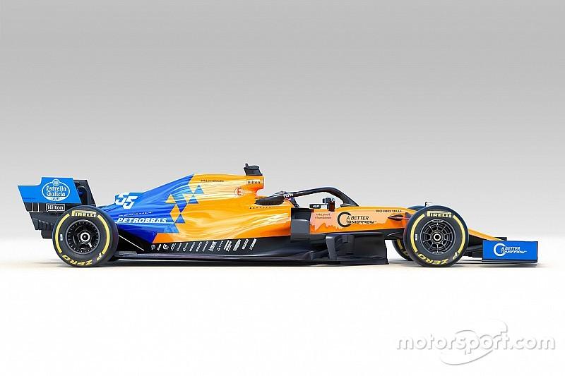 Lehullt a lepel a 2019-es McLaren-Renault-ról: itt az MCL34