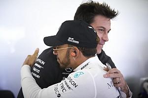 A Mercedes úgy érzi, kiforgatták Hamilton szavait