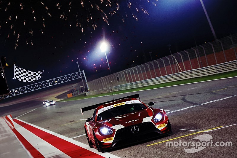 Turkey wins first-ever FIA GT Nations Cup at Bahrain