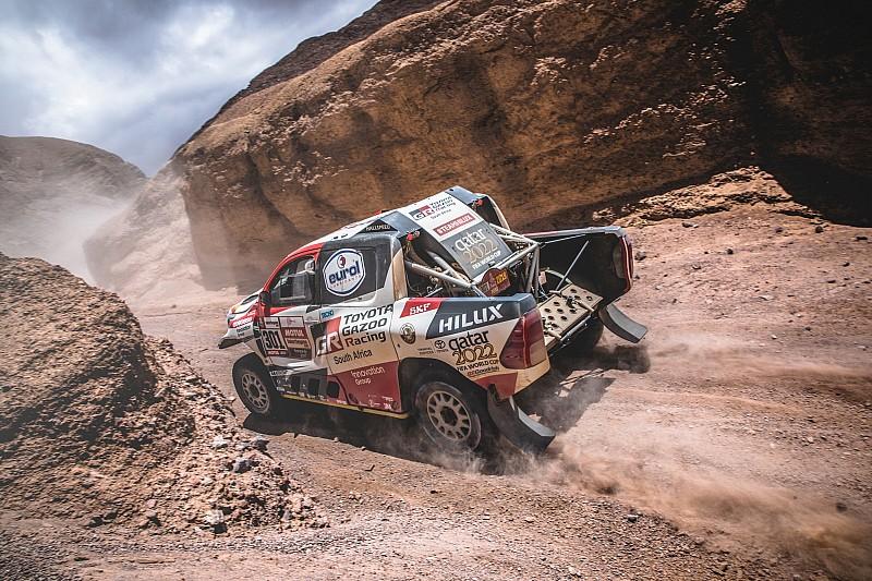Toyota матиме план на випадок участі Алонсо у «Дакарі»