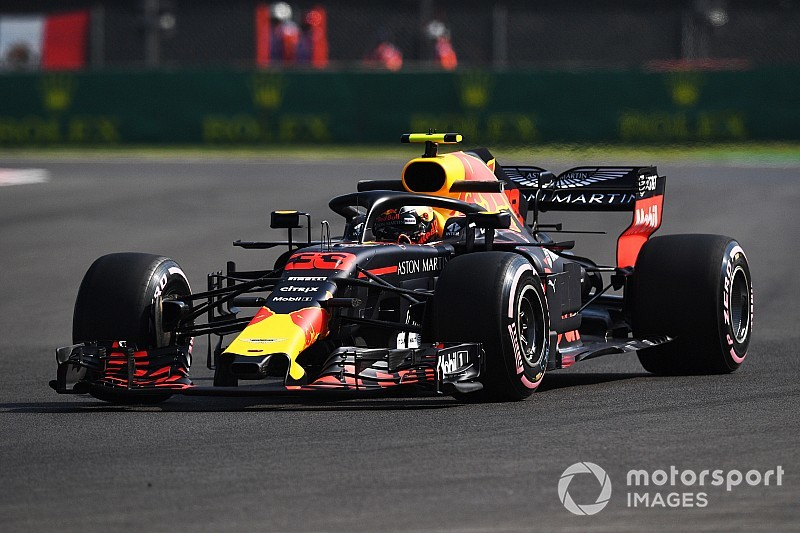 Mexican GP: Verstappen leads Red Bull 1-2 in first practice