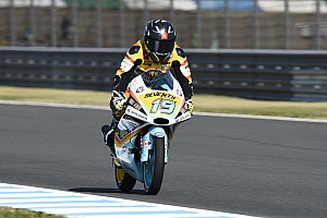 Moto3 Motegi: Perfecte timing brengt Rodrigo pole-position