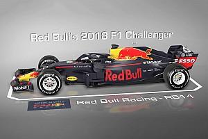 Fórmula 1 Análisis Vídeo: los agresivos cambios que Red Bull ha hecho en 2018