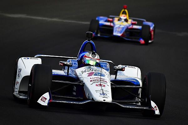 IndyCar Résumé d'essais libres EL4 - Rahal en tête, Hildebrand dans le mur