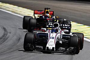 F1 Noticias de última hora Williams: Stroll se vio relegado por un déficit de potencia en Brasil