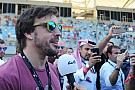 WEC Fernando Alonso probará el Toyota de WEC en Bahrein