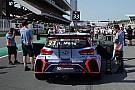 PWC Wilkins e Lewis con le Hyundai della Bryan Herta Autosport in Classe TCR