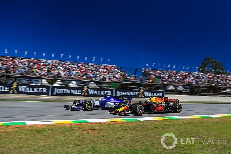 Ricciardo: Yarışın %75'i eğlenceliydi!
